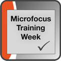 Microfocus Training Week